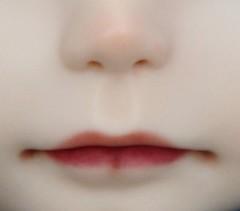 Netanella's new girl lips