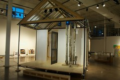 Mobile Row House Exhibit (Simplified Building Concepts) Tags: museum exhibit rowhouse keeklamp