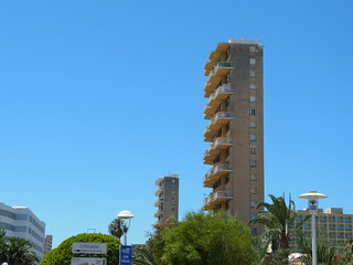 Magaluf Towers
