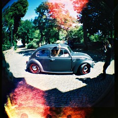 Carocha bride (Uka wonderland) Tags: wedding car bug bride casamento carocha