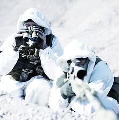 Finskytter fra SSR (ssr.dk) Tags: eagle scout camouflage sniper sako marksman spotter spejder skydning kikkert aimpoint hjemmevrnet patrulje wintercamouflage scoutsniper chestrig hk417 snowcamo trg42 observatr patruljetjeneste kampvest finskytte finskytter snipersupportriffle vinterslring eaglekampvest sneslring snecamouflage sigtekikkert snecamo