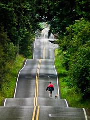 I Love Driving The Backroads.... (1bluecanoe) Tags: road washington sequim backroads 1bluecanoe 100commentgroup magicunicornverybest