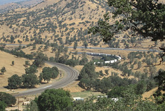 Tehachapi loop (3287) (DB's travels) Tags: california railroad up unionpacific tempcrr