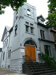 Shaarei Tzedec Synagogue, Toronto Ontario (Greg's Southern Ontario (catching Up Slowly)) Tags: architecture synagogue jewish torontoontario orthodoxjew shaareitzedecsynagogue
