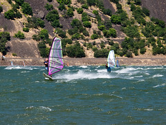 A Windy Day at Rowena (Pierce Martin) Tags: windy windsurfing rowena thegorge