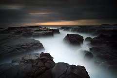 The White Abyss (Xenedis) Tags: cloud dawn illawarra kiama ocean rocks seascape sky southcoast water waves newsouthwales nsw australia fh ig