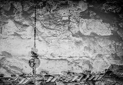 Berlin Wall 30/52 (Skley) Tags: berlin photography photo foto fotografie doubleexposure creative picture commons cc berlinwall creativecommons apx100 bild agfa licence 2012 berlinermauer kreativ week30 doppelbelichtung lizenz skley week30theme 522012 52weeksthe2012edition weekofjuly22 dennisskley