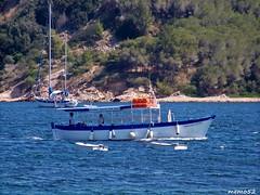 Magazzini (Portoferraio) Elba - Italy (memo52foto) Tags: sea italy mer see mar elba meer barca italia mare tuscany toscana italie portoferraio magazzini isoladelba barcone imbarcazione