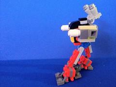 XFFI-7a Grasshopper (side) (Falas RDM) Tags: lego frame mecha mech mfz mf0 mobileframezero mobileframezerorapidattack