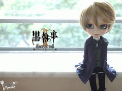 Alois Trancy (kyanko2003) Tags: alois custom isul trancy