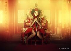 empress (janmichael127) Tags: china fashion photography michael jan chinese vincent rocky queen sword empress samurai katana castillo gathercole poks pokleng
