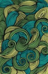 swirl like you mean it (ummijunid) Tags: lines illustration doodle swirl