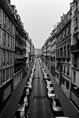 Repetition (JonSams) Tags: city travel italy white black paris france building architecture florence jon study sams