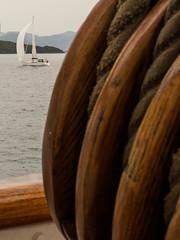 Statsraad Lehmkuhl (Lars Helge) Tags: ocean sea summer norway boat norge ship sommer august powershot maritime båt 2012 hav seilskute rogaland sjø maritim g12 statsraadlehmkuhl seilskip skute canonpowershotg12 powershotg12