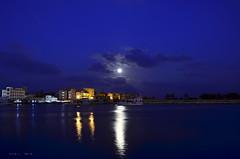 MOON LIGHT (nabilelsherif) Tags: sky night nikon nikkor 18105mm d5100 mygearandme mygearandmepremium