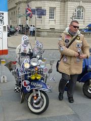 Scooters 5 (Thomas Kelly 48) Tags: liverpool lumix vespa panasonic scooters pierhead mods parka fz150 goldhawks greasbyvillagemadnessnuttyboys