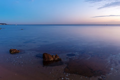 beach in sunset - hampton (john@aus) Tags: