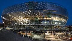 Tele2 Arena (backentoft) Tags: night d800 1424 tele2arena
