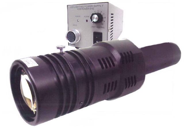 高亮度 LED 點照明