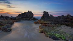 Malingping Sunrise (Martin Yon) Tags: sunrise indonesia karang malingping cibobos