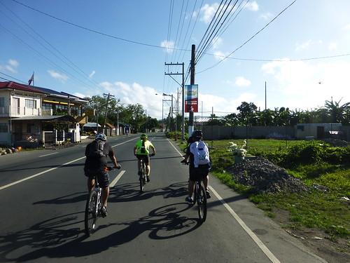 On the way to Caliraya