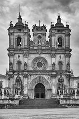 PORTUGAL - Mosteiro de Alcobaa (Infinita Highway!) Tags: trip travel portugal church arquitetura architecture arquitectura highway europa europe sony iglesia chiesa igreja viagem alpha alcobaa infinita