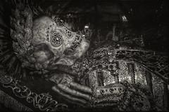 Catacomb-Saints. St. Clestin (Christian Boss) Tags: church abbey skulls catholic saints surreal bones skeletons martyr martyrs heiliger katholisch reliquien schrein schatz heilige skelett knochen jewelled szene schdel katakomben reliquias gerippe einfarbig gruft leiber reliquiary relicarios geweiht reliquienschrein skelettons katakombenheilige katakombenheiliger reliquienschatz