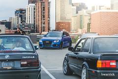 RSQ5 (bryanwarrick) Tags: auto blue cars car automobile colorado denver bags audi slammed 303 bagged q5 airsuspension rsq5