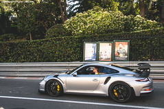 991 GT3 RS (Gaetan | www.carbonphoto.fr) Tags: auto car speed silver germany great fast automotive exotic german coche porsche incredible rs luxury supercar 991 gt3 argento hypercar worldcars carbonphoto