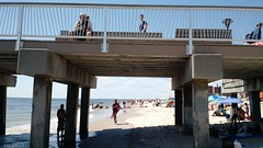 IMG_20150822_125109557 (7beachbum) Tags: newyork beach brooklyn coneyisland sand coneyislandbrooklyn brooklynnewyork