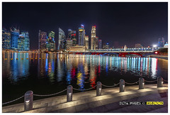 Night @ Singapore Marina Bay (wsboon) Tags: city travel cruise light sky holiday color tourism water architecture night clouds composition marina buildings relax corporate bay design photo google search nikon singapore asia exposure cityscape view nocturnal skyscrapers heart perspective visit tourist calm explore photograph land destination serene cbd pimp nocturne dri singapura centralbusinessdistrict blending singaporecityscape masteratwork uniquelysingapore singaporecity peopleculture d700 singaporecruise singaporelandscape singaporemarinabay singaporetouristattractions nocommentsimplyperfectsingaporeview singaporefamouslandmarks