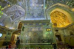 Myriad pieces of dazzling glass (T   J ) Tags: iran fujifilm shiraz xt1 teeje shahecheragh fujinon1024mmf4