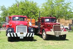IMG_2836 (RyanP77) Tags: show california b white truck log model shiny trucker international chevy chrome r pete logger gmc peerless kw peterbilt ih kenworth cabover bullnose fruehauf