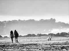 What life is.- Lo que la vida es. (Poldarkk) Tags: life girls art beach naked sand arte soul irun aquitaine anglet almadesnuda poldarkk