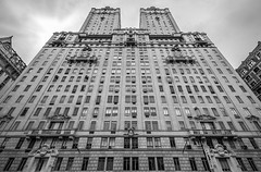The San Remo (dansshots) Tags: nyc newyorkcity blackandwhite classic architecture nikon towers lookingup lookup upperwestside bnw blackandwhitephotography centralparkwest alwayslookup classicarchitecture emeryroth famousarchitecture thesanremo blackandwhitenewyorkcity nikond3 architectureofnewyorkcity architecturelovers dansshots