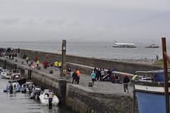 _DSC4140 (dazsweeney) Tags: beach boeing barge quirky 767 enniscrone transaero glamping wildatlanticway