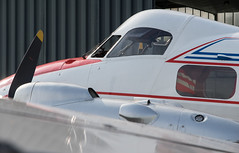 D-INKA De Havilland DH 104 Dove 14 (Disktoaster) Tags: plane airplane airport dove aircraft aviation flugzeug spotting dinka ltu spotter palnespotting pentaxk3