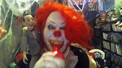Penny - ( The Lonely Clown ) - I'm So Stoned - I Have No Fucking Idea _ (Bradley Thomas Enfield) Tags: comics funny comedy comic creepy entertainment stupid superhero batman movies clowns fails rants standup killjoy