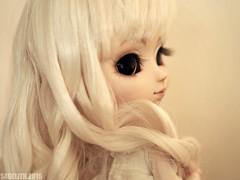 Vanilla (Saga) Tags: white girl doll nana groove vanilla pullip bianca custom nanachan