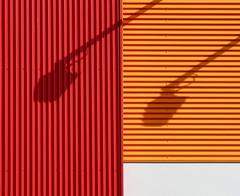 Industrial Poetry (Alex L'aventurier,) Tags: urban canada colour colors lines canon store magasin shadows quebec qubec kamouraska urbain rivireduloup minimalisme superc