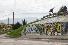 Jhon Alvarez Winie (manualworldwide) Tags: bogota skateboarding skate colombiano manualworldwide