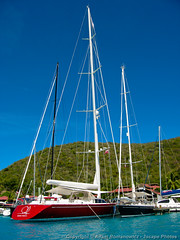 Huge yachts (3scapePhotos) Tags: travel sea vacation vertical club sailboat island islands boat sailing yacht virgin tropical huge british gorda caribbean yachts tropics bvi britishvirginislands virgingorda bitterend