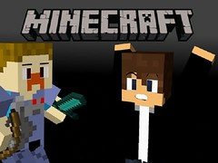Blenderman Map (MinhStyle) Tags: game video games gaming online minecraft
