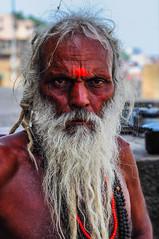 42 (everydayeverydayaesthetic) Tags: city travel portrait india random holy varanasi hindu chai individually vallah everydayaesthetic