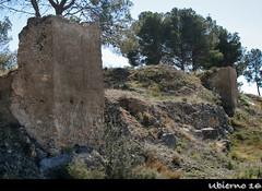 Restos del Castillo (Ubierno) Tags: chiva valencia espaa spain europa europe village town pueblo ruinas ruins stone piedra castillo castle ubierno