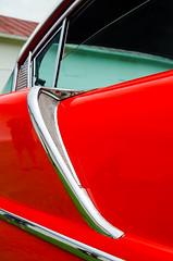 Because why not (GmanViz) Tags: door roof color detail window car nikon automobile chrome lincoln 1957 scallop trim premeire gmanviz d7000