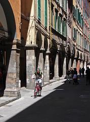 Pisa (Maxofmars) Tags: street city calle europa europe strada italia strasse ciudad pisa stadt toscana rue toscane carrer italie ville citta straat pise