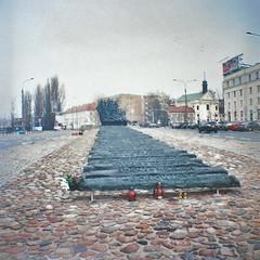 Warschau. (Aragon Obscura) Tags: 35mm vintage lomo lomography polska retro diana polen warszawa warschau dianamini
