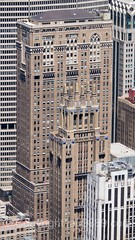 One Grand Central Place (Lincoln Building) and 295 Madison Avenue, New York City (jag9889) Tags: nyc newyorkcity usa ny newyork building architecture skyscraper observation unitedstates outdoor manhattan unitedstatesofamerica aerialview landmark midtown deck observatory esb empirestatebuilding grandcentral madisonavenue openair parkavenue murrayhill 2016 jag9889 20160610
