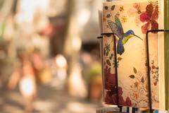 Pjaro urbano (Nathalie Le Bris) Tags: blur bird market bokeh mercado postal march oiseau pjaro colibri humminbird lvm cret 7dwf